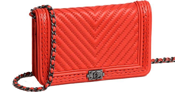 0346b90bdfe4 Boy-Chanel-Braided-Chevron-Wallet-On-Chain-2