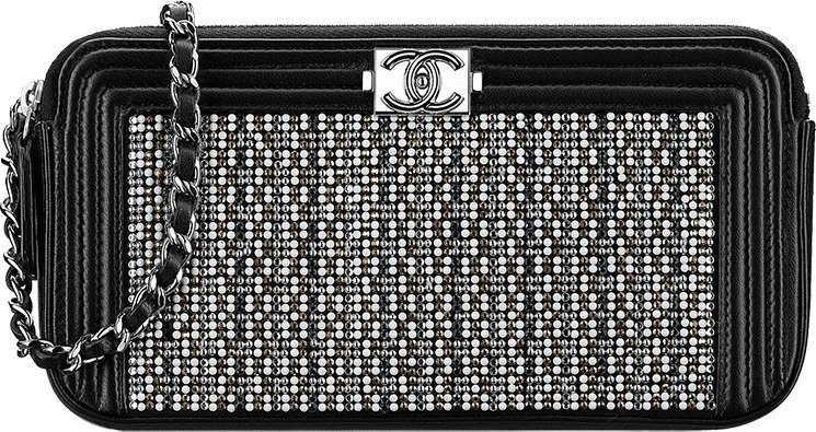 Boy-Chanel-Strass-Clutch-with-Chain