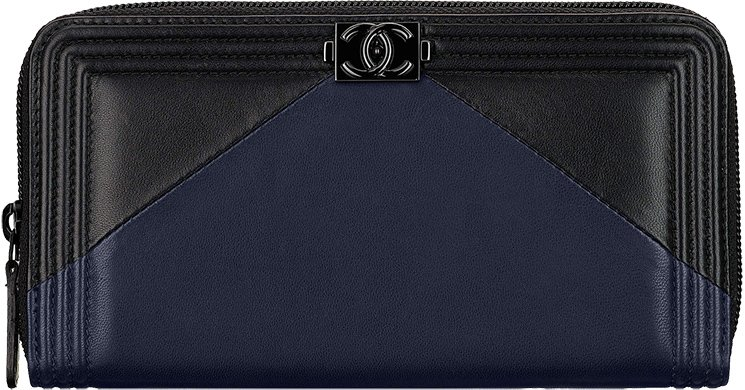 Boy-Chanel-Triangle-Bi-Color-Wallets