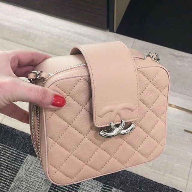 1af37ffd6bbacb Chanel CC Box Camera Case | Bragmybag