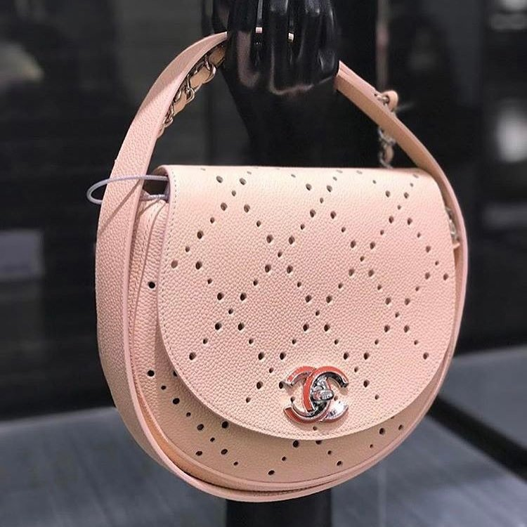 Chanel-CC-Perforated-Bag