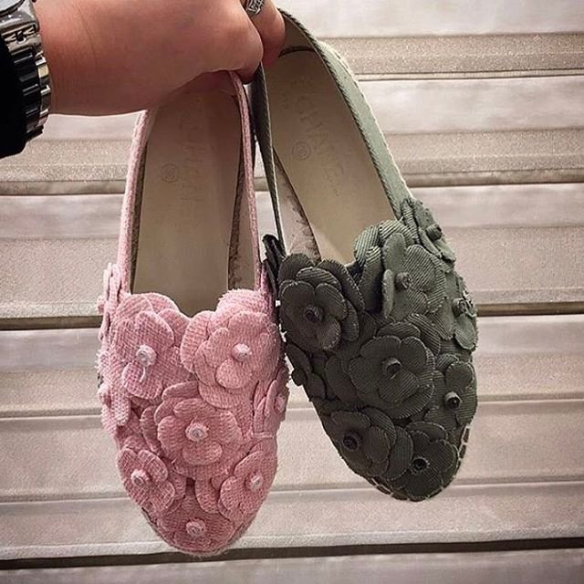 Chanel-Camellia-Espadrilles