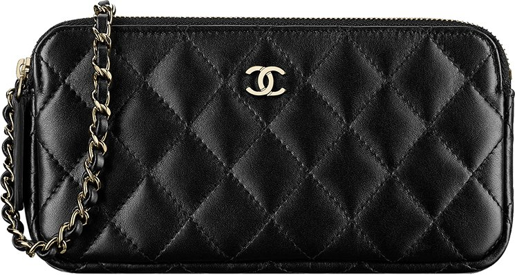 41642ff042e Chanel Small Clutch with Chain Rival Against the WOC