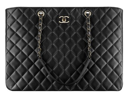 38c35d2a7197 The Ultimate Chanel Classic Shopping Tote Review