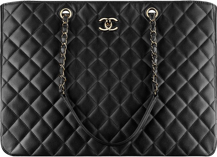 2cde0ae8f12bf3 The Ultimate Chanel Classic Shopping Tote Review | Bragmybag