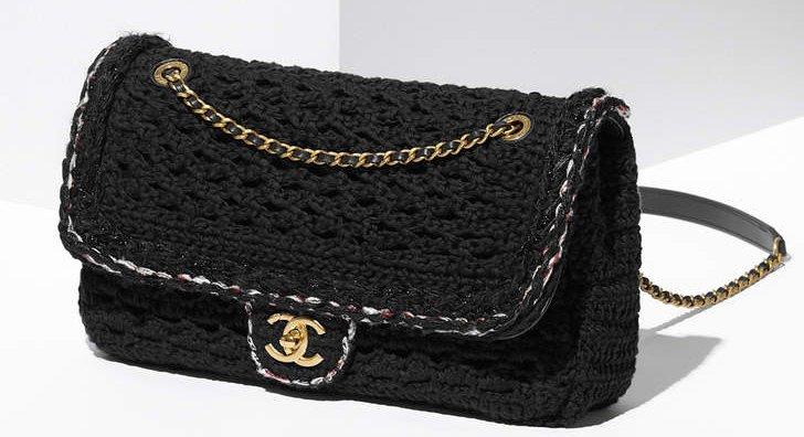 c3e2682a5f7f Chanel Crochet Braided Bag – Bragmybag