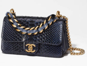 6fd57b644ecb Chanel Pre-Fall 2017 Exotic Bag Collection
