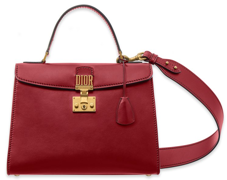 DiorAddict-Tote-Bag-red