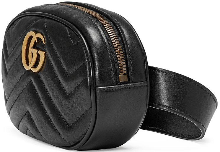 Поясная сумочка GG Marmont в Семее