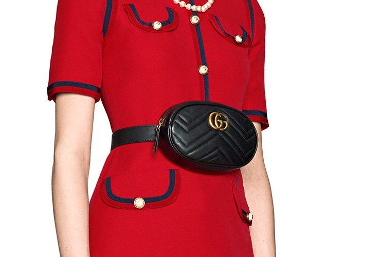 Gucci-GG-Marmont-Belt-Bag-8
