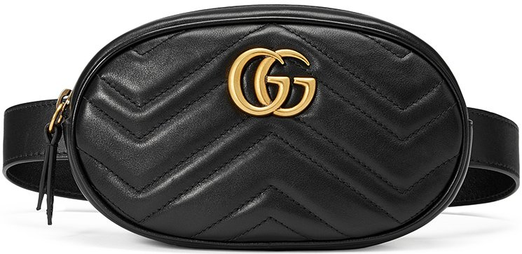 d1dec46d9ab Gucci GG Marmont Belt Bag