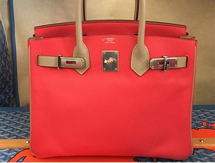 a2ab5a3d34 Hermes Bi-Color Birkin Bag