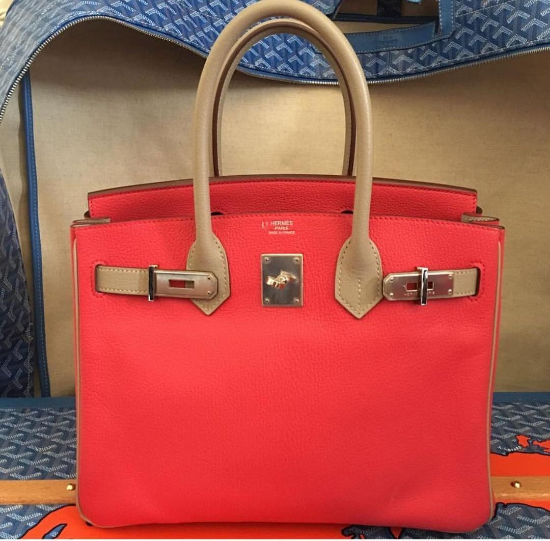 Hermes-Bi-Color-Birkin-Bag
