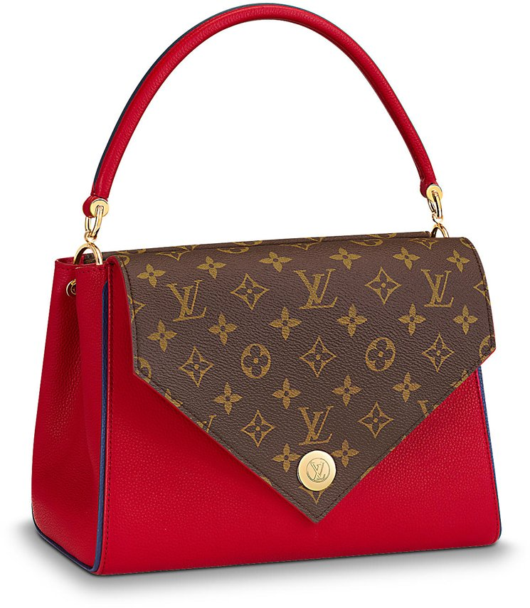 Louis-Vuitton-Double-V-Bag-4
