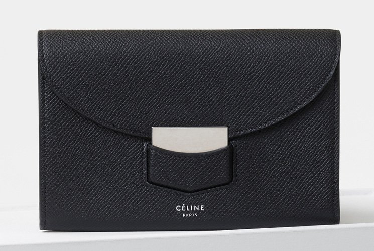 Celine-Medium-Multifunction-Trotteur-Wallets