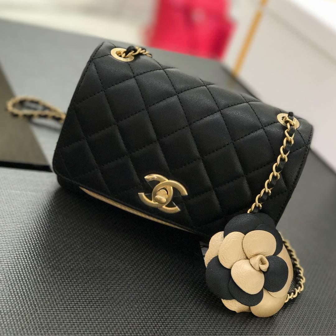 c12c7b9426a0d Chanel Camellia Flower Bag | Bragmybag