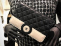 Chanel Coco Quilted Flap Bag