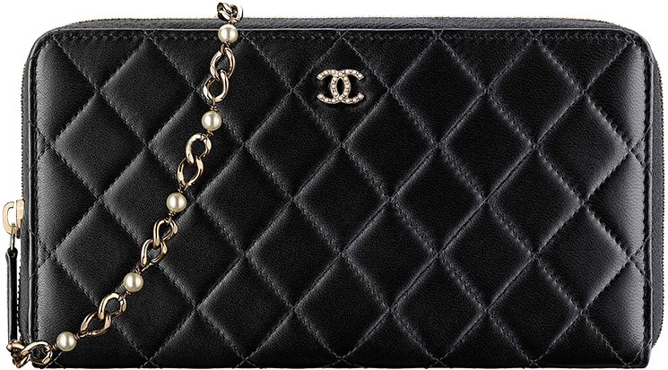 Chanel-Small-Clutch-With-Pearl-Chain