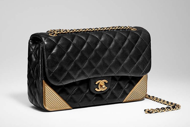 Chanel-Studded-Corners-Flap-Bag-6