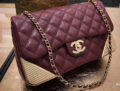 Chanel Studded Corners Flap Bag