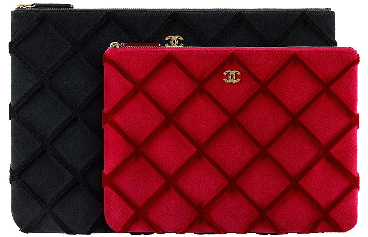 Chanel-Velvet-Quilted-Pouches-3