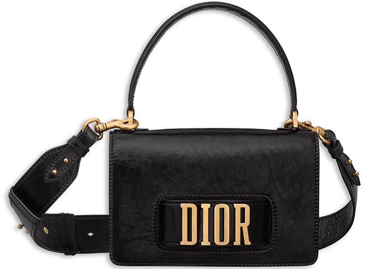 Dio(r)evolution-Handle-Flap-Bag