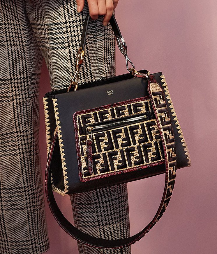 Resort Fendi bag collection 2019