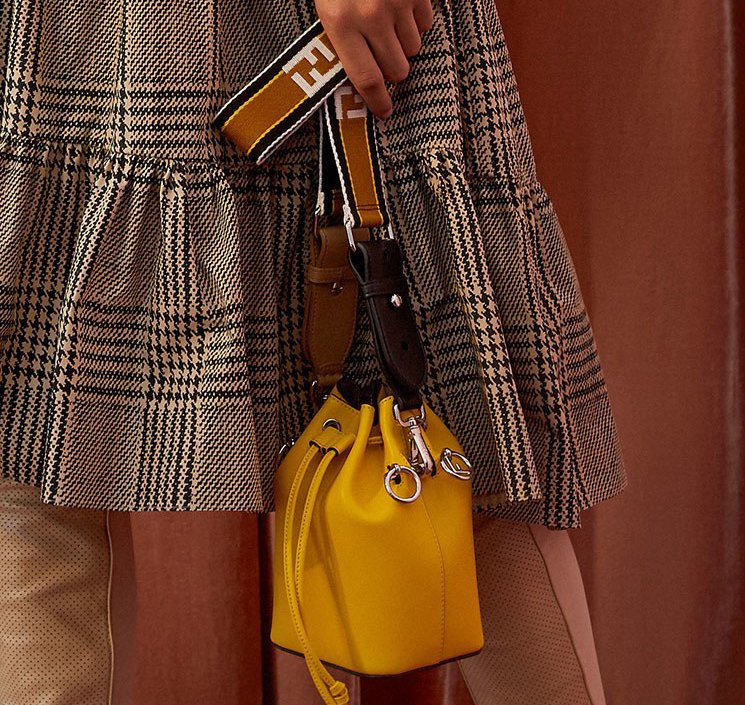 2019 year for women- Resort Fendi bag collection