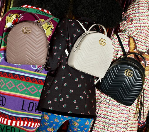 Gucci-GG-Garmont-Backpacks