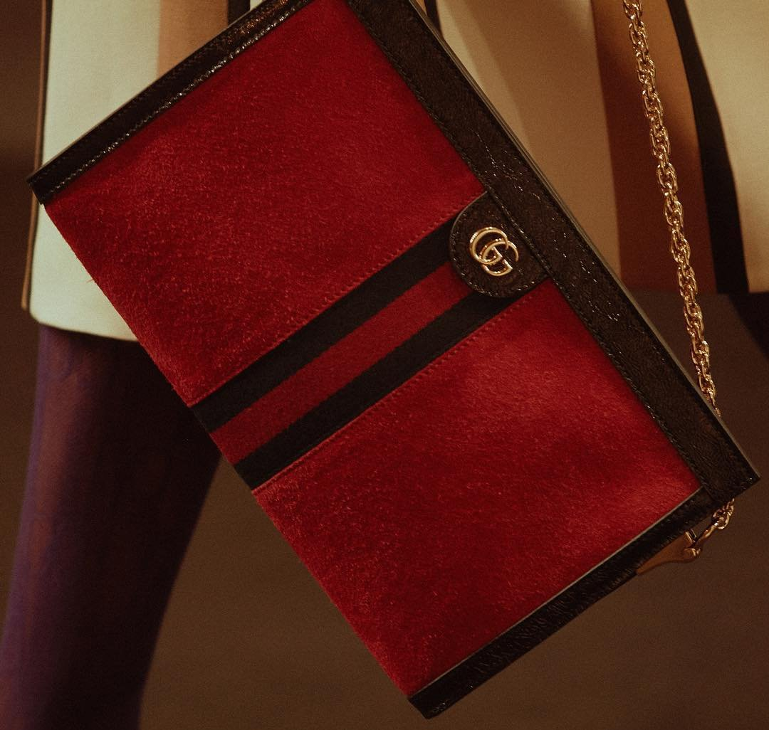 3afe4597d Gucci Resort 2018 Runway Bag Collection | Bragmybag