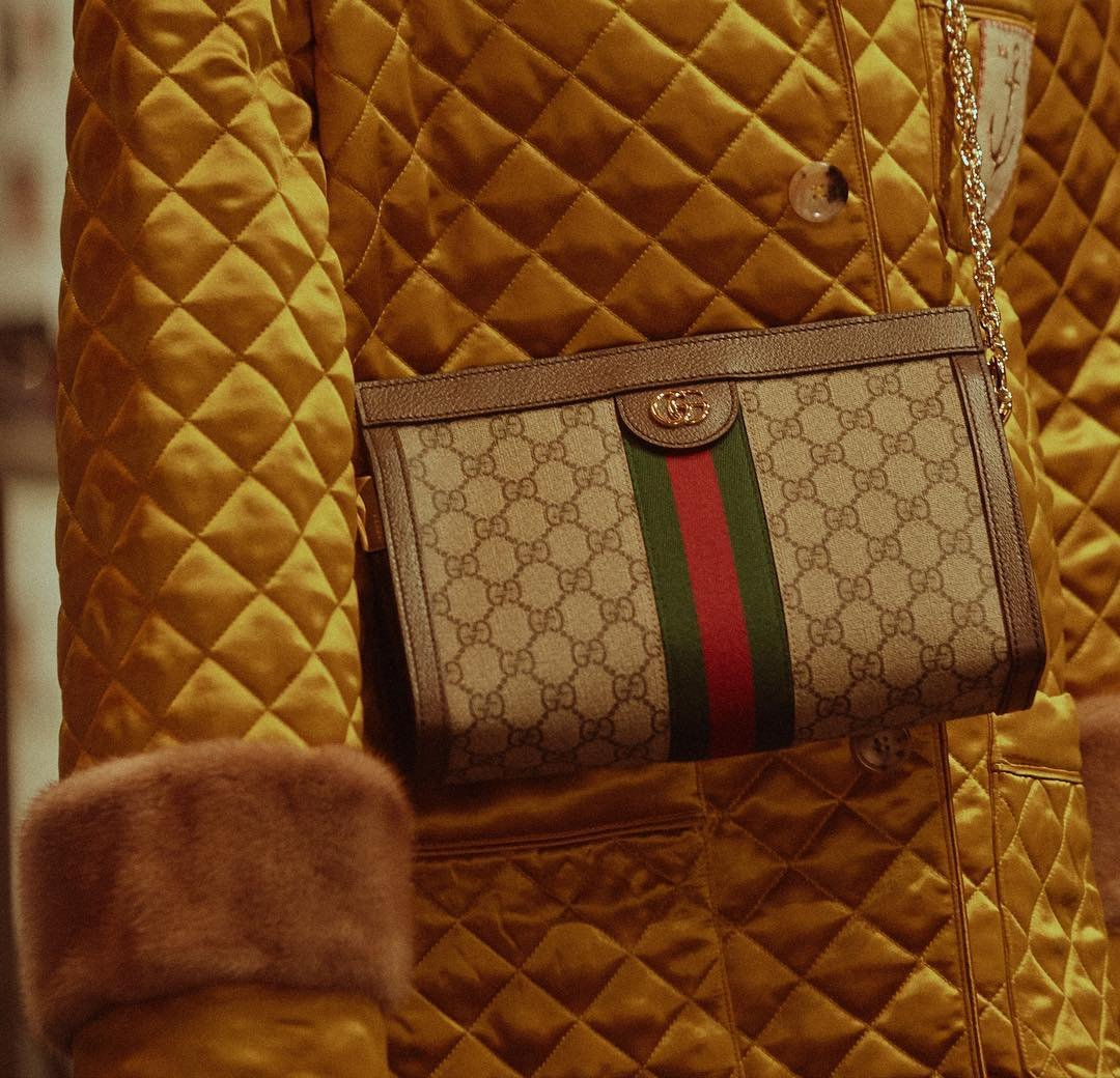 1d050631357a Gucci Resort 2018 Runway Bag Collection | Bragmybag