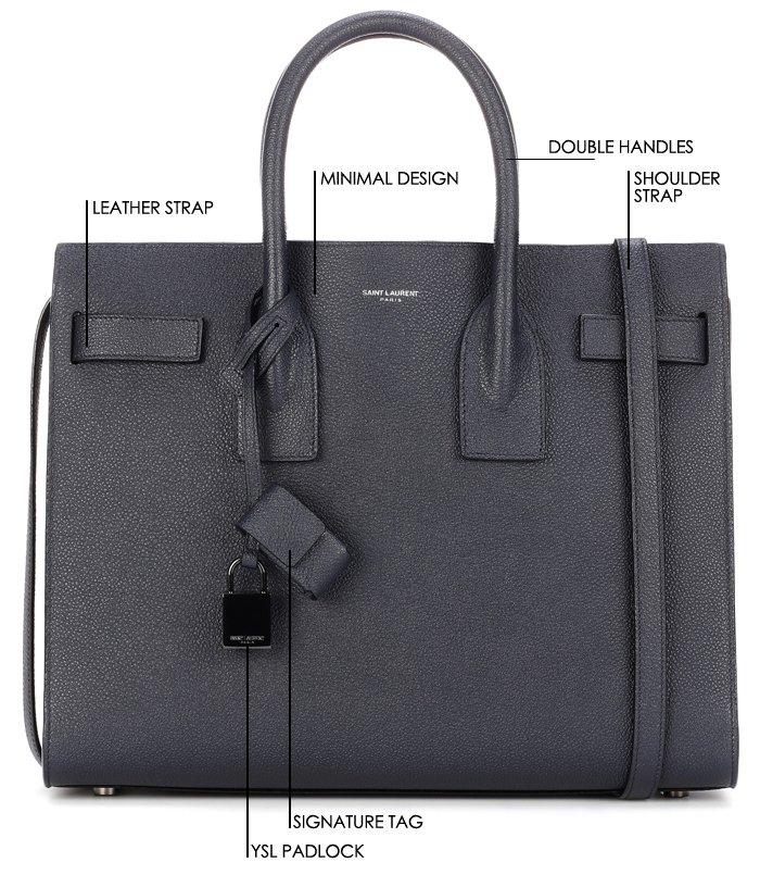 ccc083a14135 The Ultimate Saint Laurent Sac De Jour Bag Review