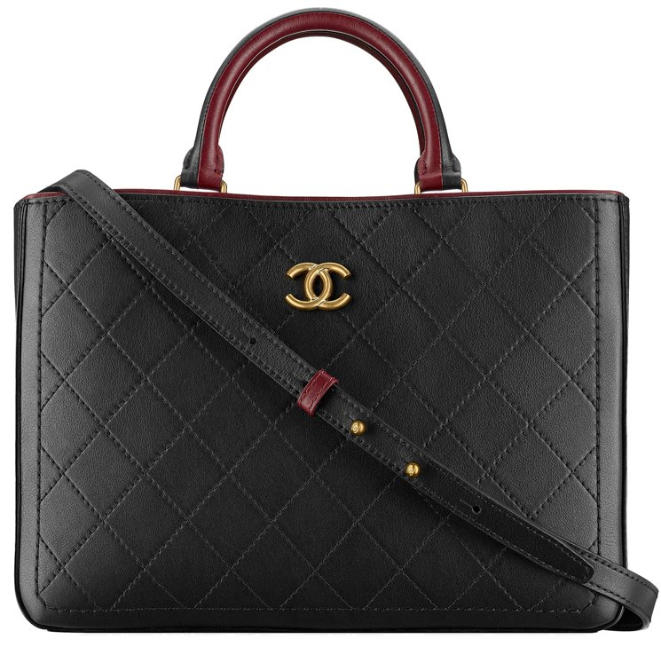 Chanel-Bi-color-Medium-Quilted-Shopping-Bag-29