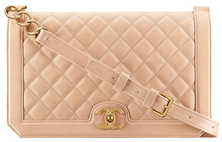 Chanel-Calfskin-Flap-Bag-55