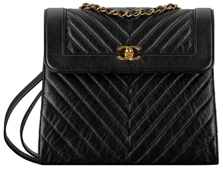 Chanel-Chevron-Backpack-19