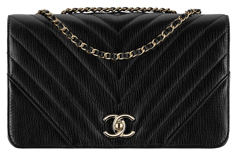 Chanel-Chevron-Edge-Flap-Bag-13
