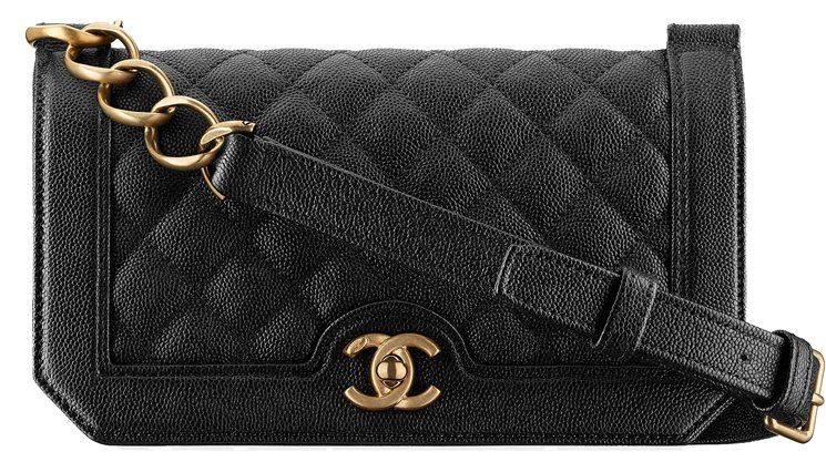 a998f3b4c9ea Chanel Fall Winter 2017 Seasonal Bag Collection Act 1 – Bragmybag