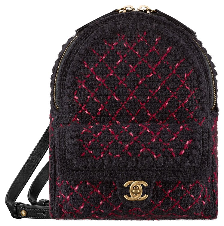 Chanel-Knit-Quilted-Backpack-5