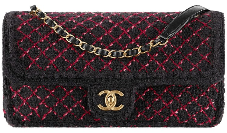 Chanel-Knit-Quilted-Flap-Bag-8