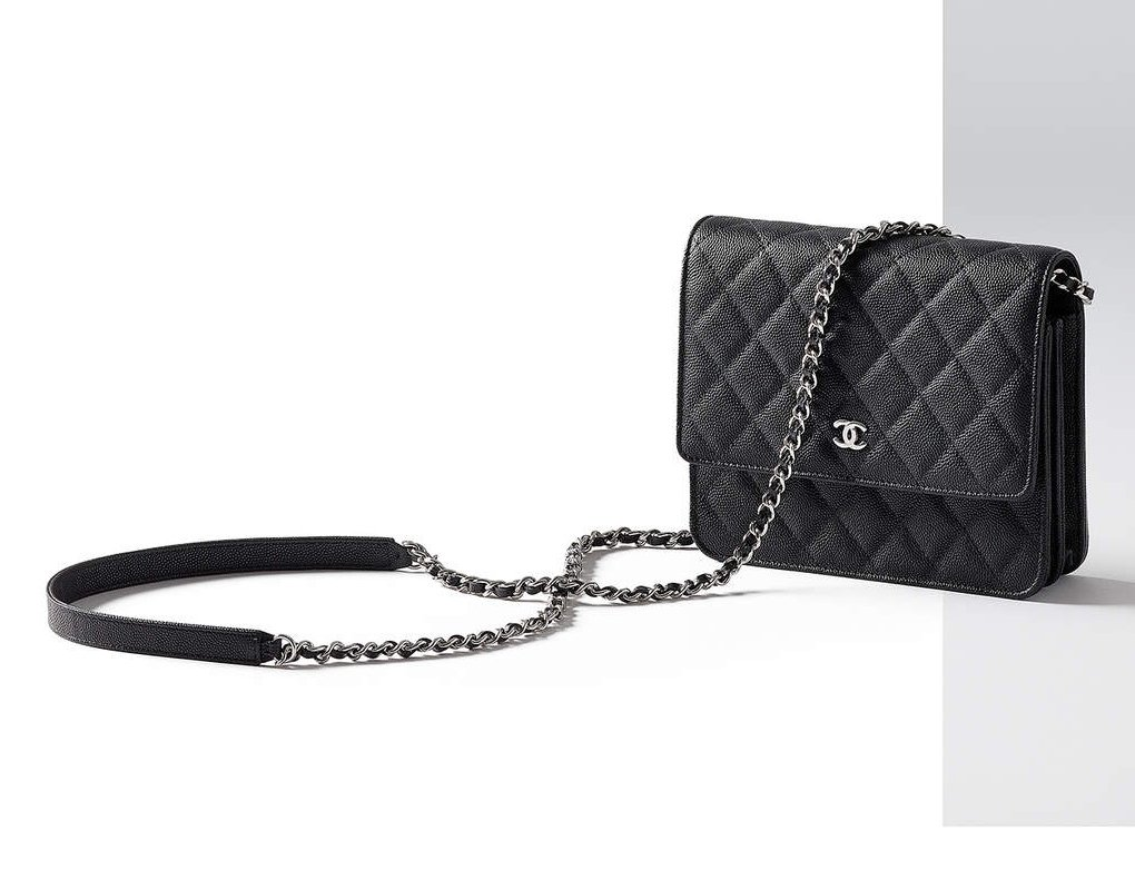Chanel-Long-Classic-Quilted-Wallet-On-Chain-3