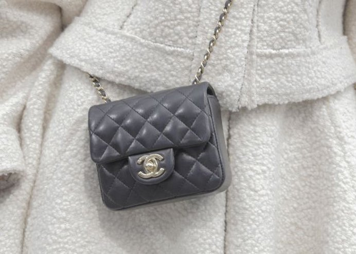 Chanel Mini Square Classic Flap Bag Prices