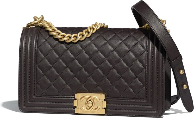 9e23301e3691 Chanel Medium Classic Boy Bag Prices (Old Medium)