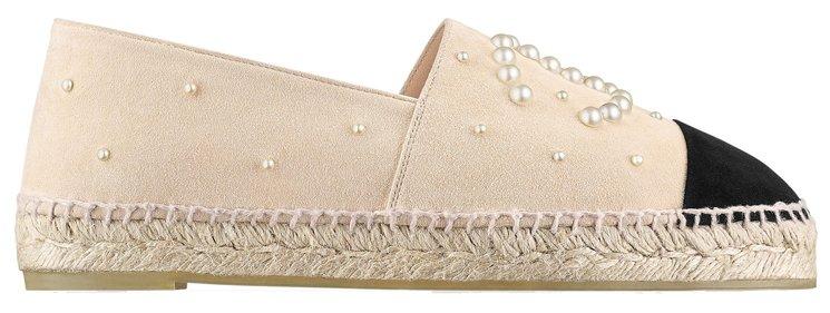 Chanel-Pearl-CC-Espadrilles