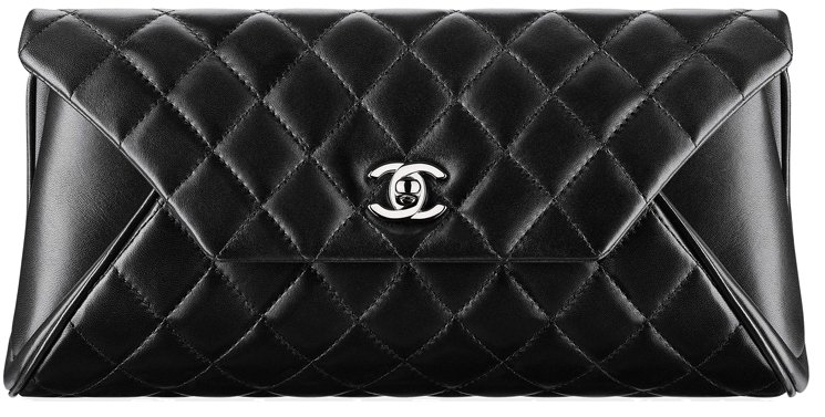 Chanel-Quilted-Lambskin-Clutch-42
