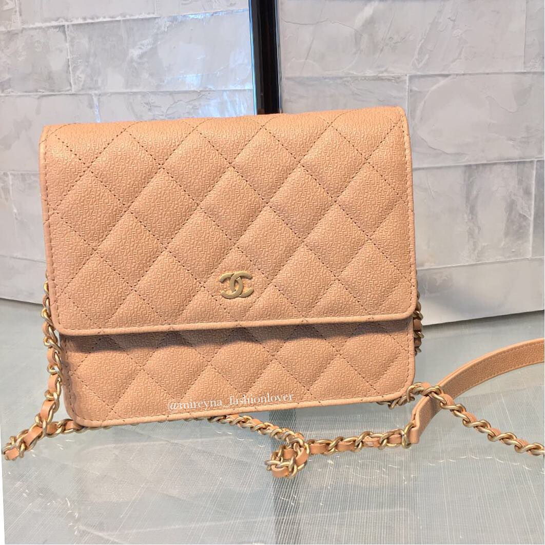 Chanel-Square-WOC-Beige