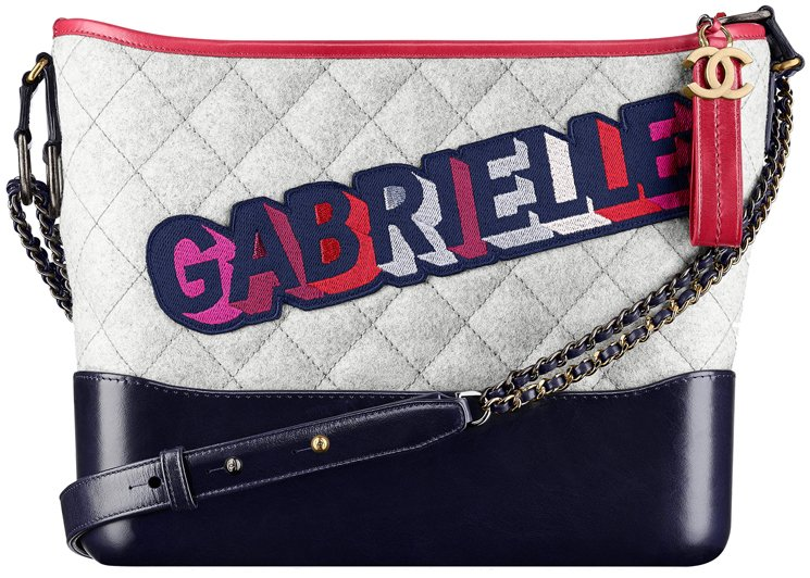 Chanel-Tweed-Gabrielle-Logo-Bag-1