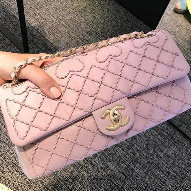 Chanel-Twist-Quilted-With-Heart-Bag