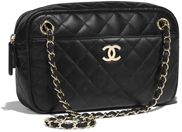 bf55e0bb82b9 Chanel Classic Camera Bag Prices