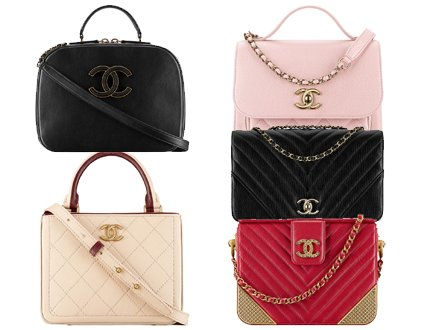 Chanel Fall Winter 2017 Seasonal Bag Collection Act 1   Bragmybag ca51bb4509