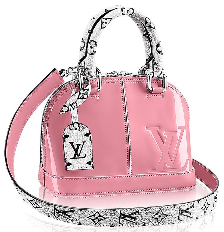 Louis Vuitton Vernis Lisse Alma Bag – Bragmybag ba2b9ab42701c
